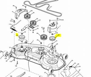 John Deere L100 Belt Diagram