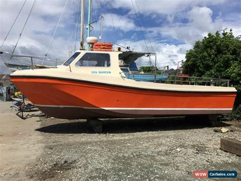 Fishing Boat Diesel Engine by Offshore 30 Diesel Fishing Boat With Ford Mermaid 280hp