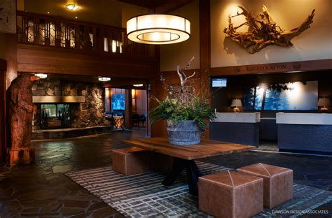 Skamania Lodge & Spa  Dda Hospitality And Resort Interior