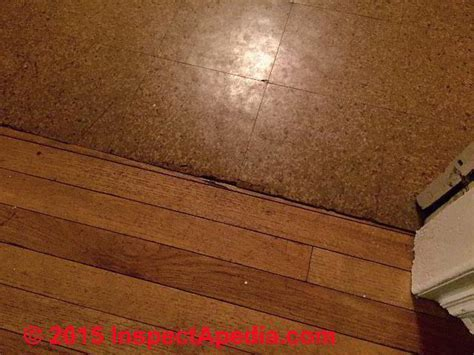 Photo Guide to Sears Roebuck Vinyl Asbestos Floor Tiles