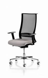 Fauteille De Bureau : fauteuil de bureau ergonomique wave ~ Teatrodelosmanantiales.com Idées de Décoration