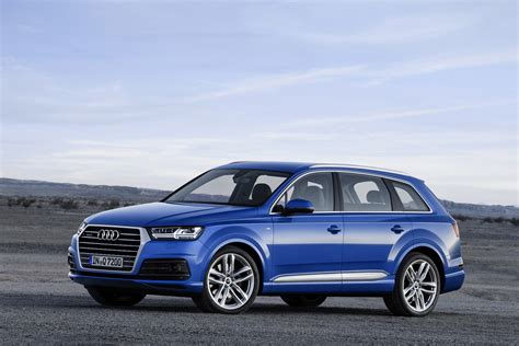 New Audi Q7 Release Date, Price And Specs Carbuyer