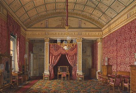 interiors   winter palace   reserved