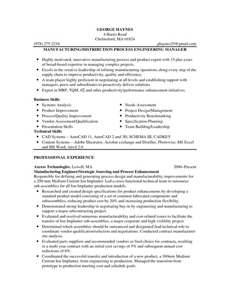 free resume templates for sle format
