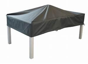 Housse Mobilier De Jardin : housse de protection pour table de jardin proloisirs ~ Dailycaller-alerts.com Idées de Décoration