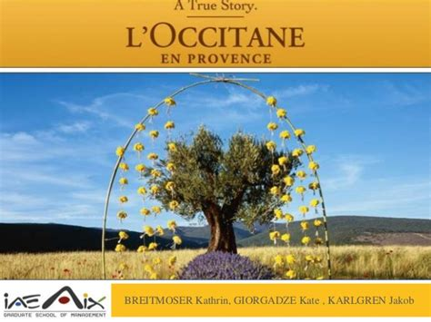 si鑒e social l occitane l occitane en provence