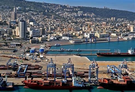 נמל חיפה wikiwand