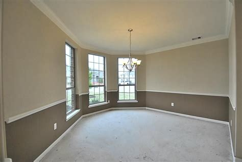 Bedroom Paint Ideas Chair Rail by 9507 Emerald Lakes Drive Rosharon 77583 Home Value