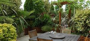 quelques idees originales pour amenager votre With amenager une terrasse exterieure 10 le jardin paysager tendance moderne de jardinage