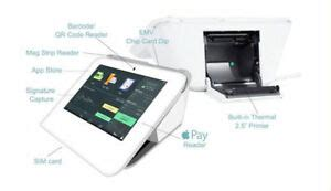 Includes support for emv and apple pay. Clover Mini POS Apple Pay, EMV, Printer, Credit Card ...