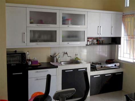 Kitchen Design Ideas Set 2 by Kitchen Set Minimalis Idea Decoredo
