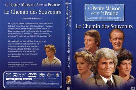 jaquette dvd de la maison dans la prairie le chemin des souvenirs cin 233 ma