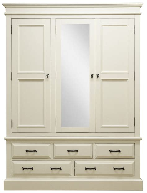 One Door Wardrobe With Drawers by Best 15 Of 4 Door Wardrobes With Mirror And Drawers