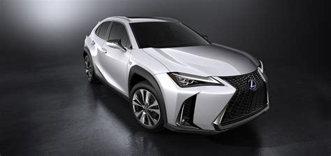 lexus ux price specs engine interior exterior