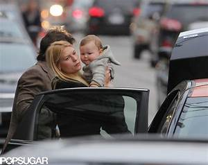 Claire Danes in Toronto With Baby Cyrus | POPSUGAR Celebrity