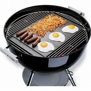 Barbecue Weber 57 Cm : weber stekplatta gjutj rn klotgrill 57 cm ~ Dode.kayakingforconservation.com Idées de Décoration