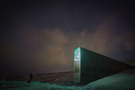 spitsbergen seed vault svalbard global seed vault wikipedia