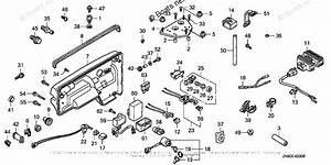 Honda Small Engine Parts Gx390 Oem Parts Diagram For Other Parts  Control Box