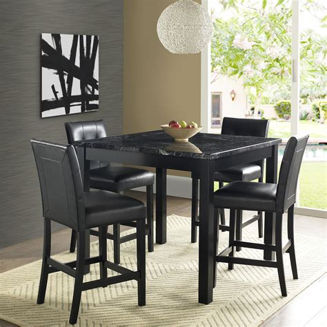 Bar Height Dining Room Table Sets Dining Room Dining Table And Chairs Counter Height
