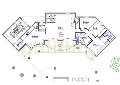 Plan De Maison Provence
