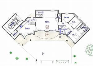 Plan De Construction : villa julia plan de maison provence construction de ~ Premium-room.com Idées de Décoration