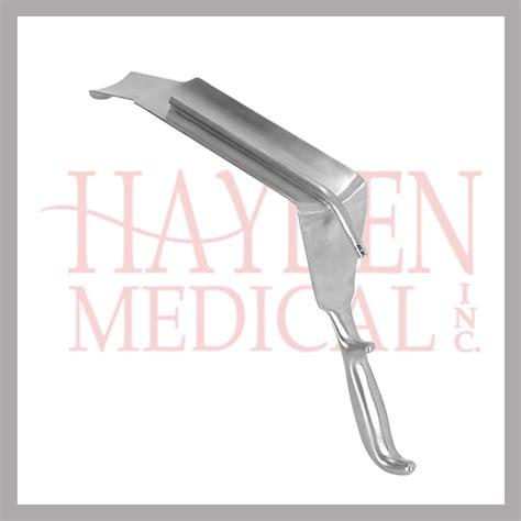 Hayden Medical Inc Lighted Retractors Abdominal Hayden