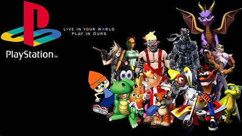 Super Smash Bros Anime Wallpaper Top 10 Ps1 Games To Celebrate Playstation 39 S Birthday