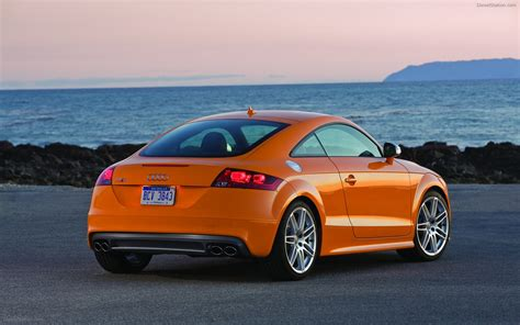 Audi Tts Coupe And Roadster 2009 Widescreen Exotic Car