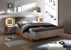 Modernes Bett 180x200 : capri xl bett mit fu bank wildeiche nachbildung basalt m bel letz ihr online shop ~ Watch28wear.com Haus und Dekorationen
