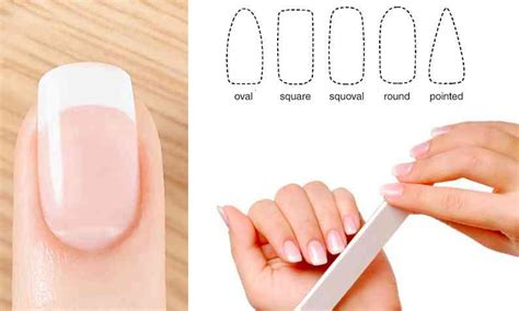 How To Shape Your Nails?