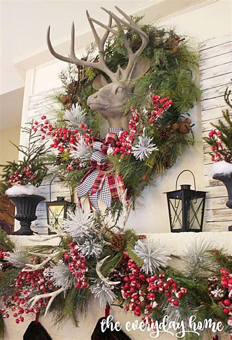 plaid christmas decor ideas   holidays christmas