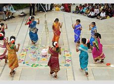 Pongal Indian Festival Celebrated in Andhra Pradesh, India