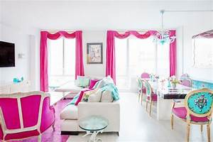 Interior Design  Barbie Dream House  Apartment That Looks Like Barbie Dream House