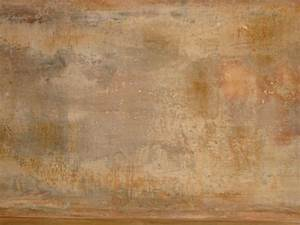 Peinture Effet Patiné : photo d 39 un effet de mati re mur vieilli enduit et blanc ~ Melissatoandfro.com Idées de Décoration