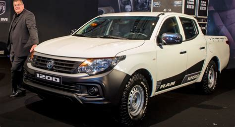 Mitsubishi Xpander Limited Hd Picture by Ram 1200 Truck Is A Rebadged Mitsubishi L200 For