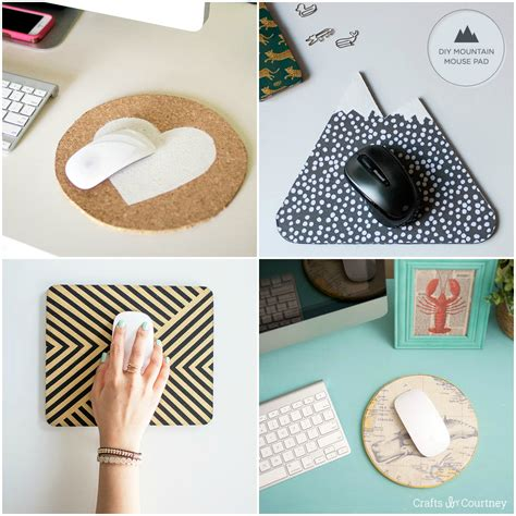 friday finds diy mouse pads wallumscom wall decor