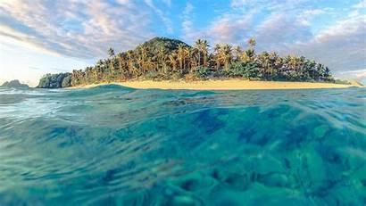 Fiji Island Desktop Polynesian Islands Wallpapers Beach