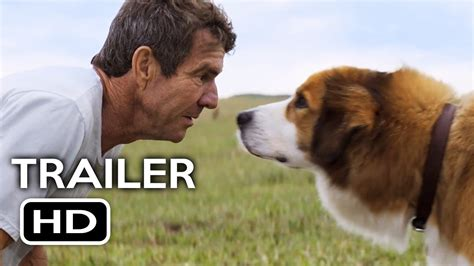dogs purpose official trailer   josh gad britt