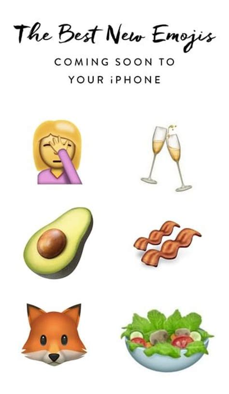 inspirational new emojis for iphone 238 best emoji images on pinterest apples colors and Inspi