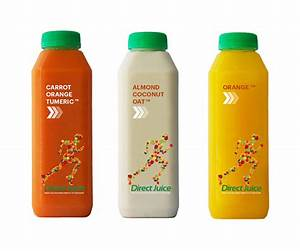 modern professional label design for amanda iacono by With juice bottle label design