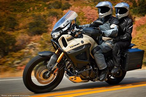 2017 Yamaha Super Tenere Adventure Touring Bike Specs