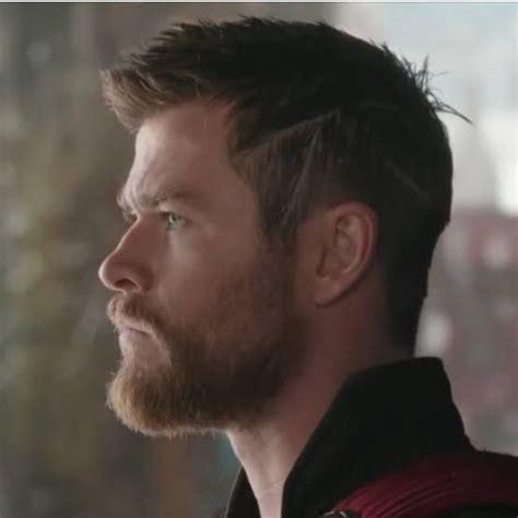 Knowledge Input Thor Haircut Portrait Hair