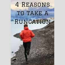 4 Reasons To Take A Runcation! Relax, Run, And Recommit