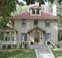 arts and crafts style homes Get the Look: Arts and Crafts-Style Architecture   Traditional Home