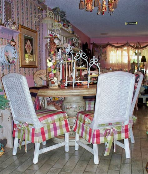 floral dining chair slipcovers chair pads cushions