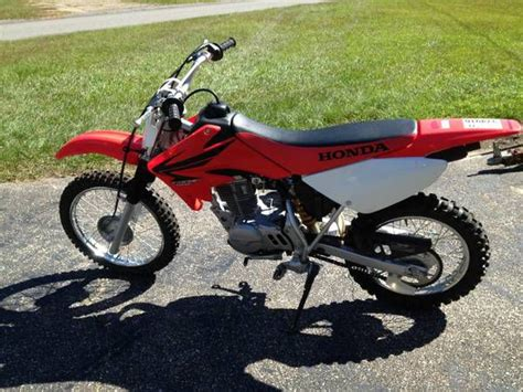 2007 Honda Dirt Bike 80cc For Sale On 2040motos
