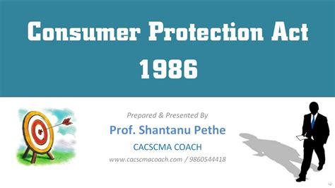 ecl consumer protection act  economic commercial