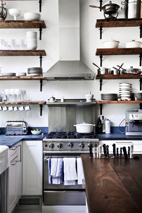 interior envy open kitchen shelves pardon  french