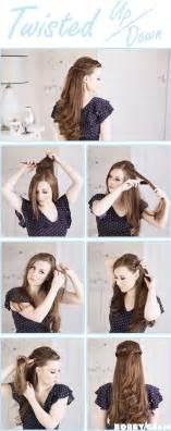 easy bridesmaid hair 12 wedding hairstyles tutorials for brides and bridesmaids popular haircuts