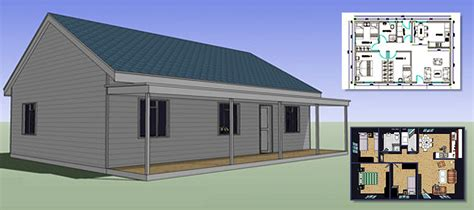 metal buildings with living quarters plans quotes